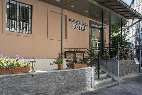 Тур в Yerevan Boutique Hotel 3☆ Армения, Ереван