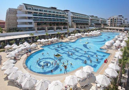 Тур в Crystal Waterworld Resort & Spa 5☆ Туреччина, Белек