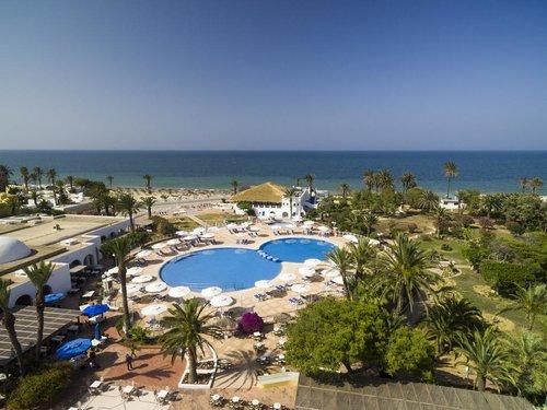 Тур в Shems Holiday Village Monastir 4☆ Тунис, Монастир