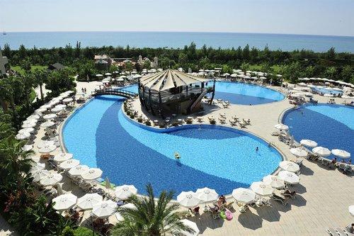 Тур в Amelia Beach Resort Hotel & Spa 5☆ Турция, Сиде