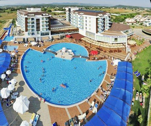 Тур в Cenger Hotel Beach Resort & Spa 5☆ Турция, Сиде