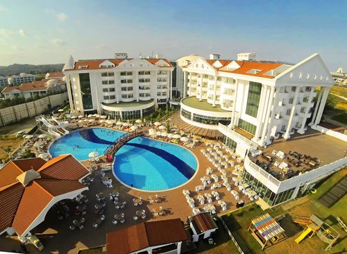 Тур в Roma Beach Resort & Spa 5☆ Туреччина, Сіде