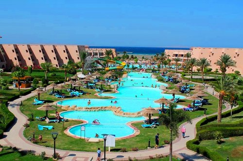 Тур в Jasmine Palace Resort 5☆ Египет, Хургада