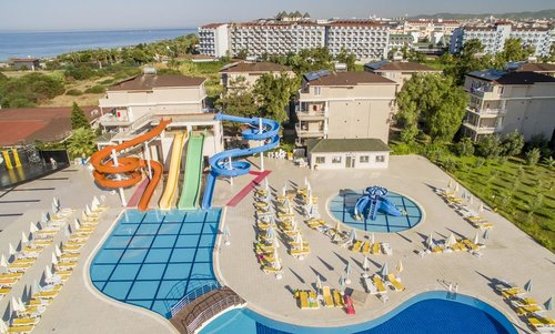 Тур в Hedef Beach Resort & Spa 5☆ Турция, Алания