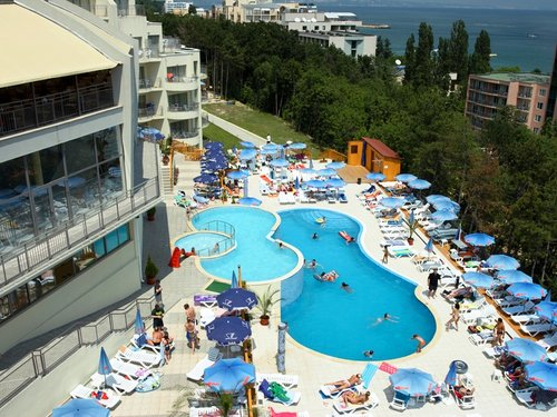 Тур в Golden Beach Park Hotel 4☆ Болгария, Золотые пески
