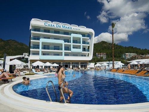 Тур в Casa De Maris Spa & Resort Hotel 5☆ Туреччина, Мармарис