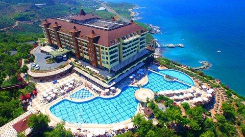 Тур в Utopia World 5☆ Туреччина, Аланія