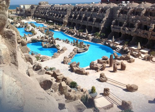 Тур в Caves Beach Resort 5☆ Египет, Хургада