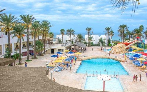 Тур в Ruspina Hotel 4☆ Тунис, Монастир