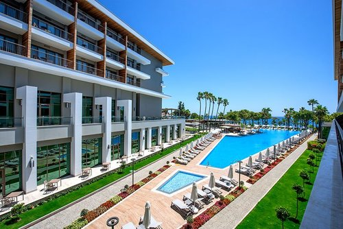 Тур в Acanthus Cennet Barut Collection 5☆ Турция, Сиде
