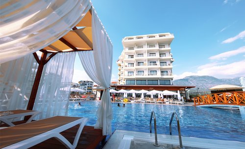 Тур в Sey Beach Hotel & Spa 4☆ Турция, Алания