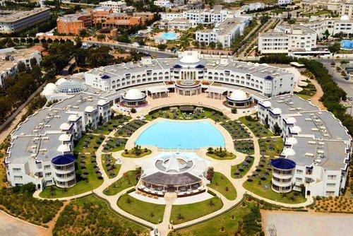 Тур в Golden Tulip Taj Sultan 5☆ Тунис, Хаммамет