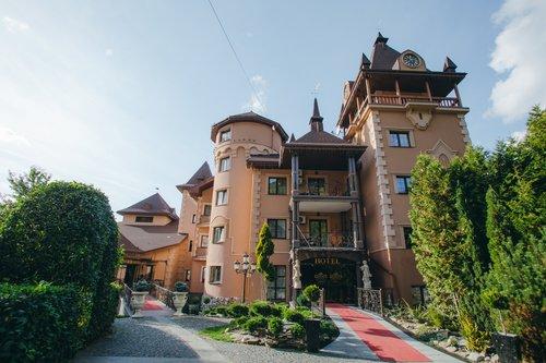 Тур в Камелот 3☆ Украина - Карпаты, Ужгород