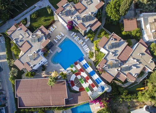 Тур в Smartline Bitez Garden Life Hotel & Suites 3☆ Турция, Бодрум