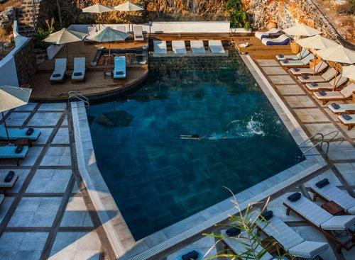 Тур в Elounda Orama Hotel 4☆ Греция, о. Крит – Элунда