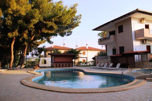 Тур в Evripidis Hotel 2☆ Греция, Халкидики – Кассандра
