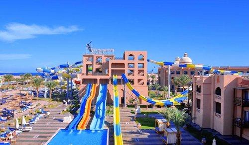Тур в Albatros Aqua Blu Resort Hurghada 4☆ Египет, Хургада