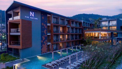 Тур в The Nature Phuket 5☆ Таиланд, о. Пхукет