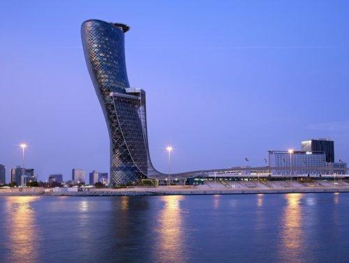 Тур в Andaz Capital Gate Abu Dhabi 5☆ ОАЭ, Абу Даби