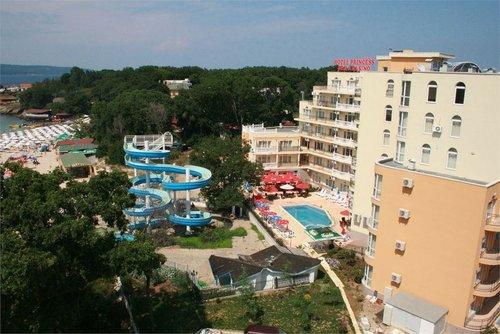 Тур в Princess Residence Hotel 4☆ Болгария, Приморско