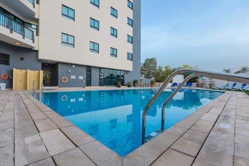 Тур в Arabian Park Hotel 3☆ ОАЭ, Дубай