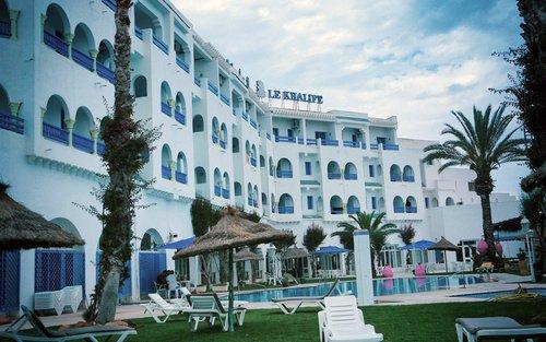 Тур в Le Khalife Hotel 3☆ Тунис, Хаммамет