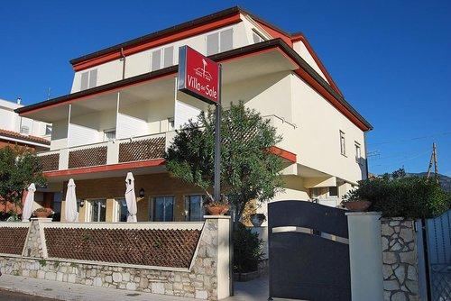 Тур в Villa Del Sole 3☆ Италия, Тирренское побережье