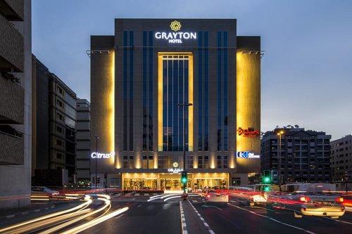 Тур в Grayton Hotel 4☆ ОАЭ, Дубай