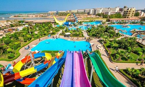 Тур в Hawaii Caesar Dreams Aquapark Resort 4☆ Египет, Хургада