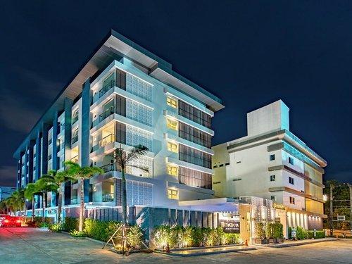 Горящий тур в Ratana Apart-Hotel at Rassada 4☆ Таиланд, о. Пхукет