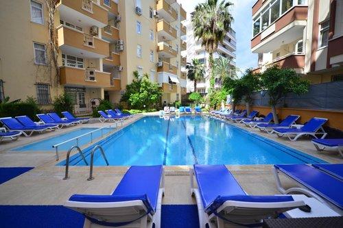 Тур в Bin Billa Hotel 4☆ Турция, Алания