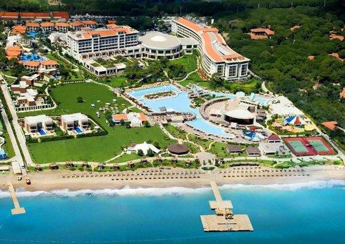 Тур в Ela Quality Resort Hotel 5☆ Турция, Белек