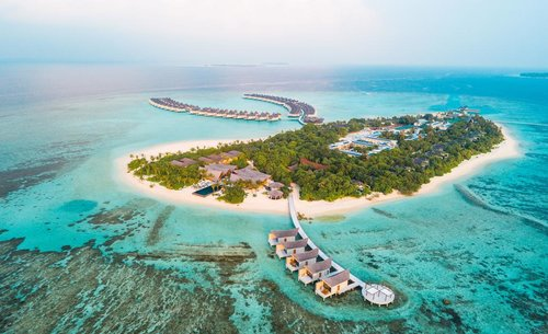 Горящий тур в Movenpick Resort Kuredhivaru Maldives 5☆ Мальдивы, Нуну Атолл