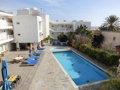 Тур в Antonis G Hotel Apartments 3☆ Кіпр, Ларнака