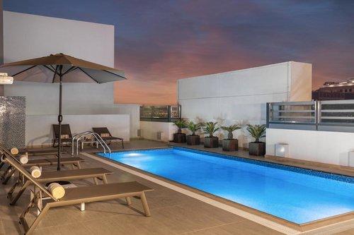 Тур в Hampton by Hilton Dubai Al Barsha 3☆ ОАЭ, Дубай