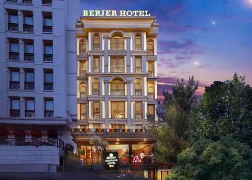 Тур в Berjer Boutique Hotel & Spa 4☆ Турция, Стамбул