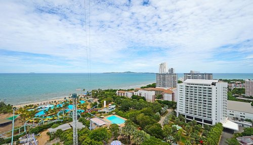Тур в Pattaya Park Beach Resort 3☆ Таиланд, Паттайя