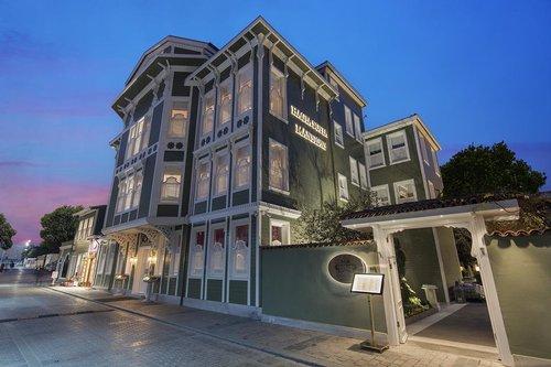 Тур в Hagia Sofia Mansions Istanbul Curio Collection by Hilton 5☆ Турция, Стамбул
