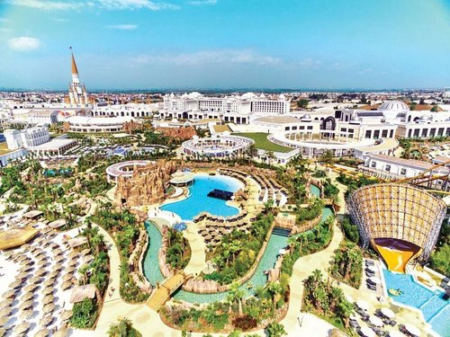 Горящий тур в The Land Of Legends Kingdom Hotel 5☆ Турция, Белек