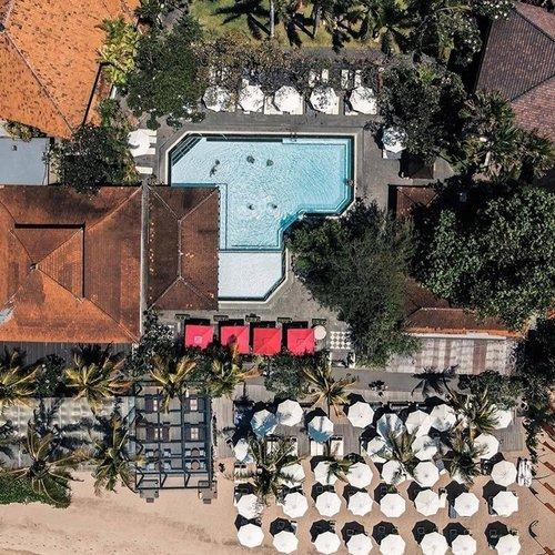Тур в Griya Santrian a Beach Resort & Spa 4☆ Индонезия, Санур (о. Бали)
