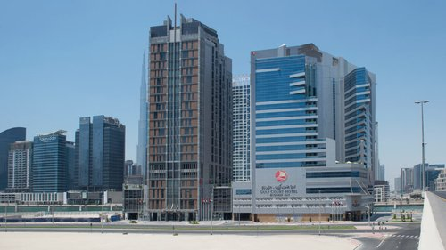 Тур в Gulf Court Hotel Business Bay 4☆ ОАЕ, Дубай