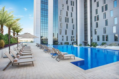Тур в Hampton By Hilton Dubai Airport 3☆ ОАЭ, Дубай