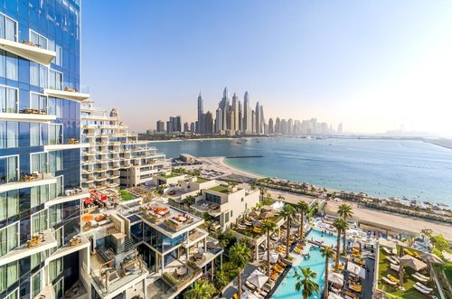 Тур в Five Palm Jumeirah Dubai 5☆ ОАЕ, Дубай