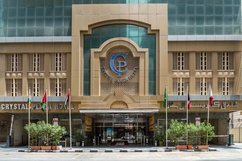 Тур в Crystal Plaza Hotel Sharjah 2☆ ОАЭ, Шарджа