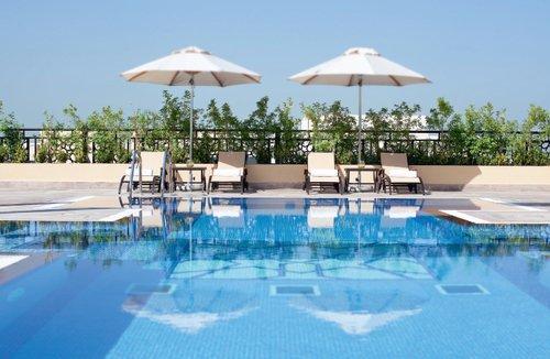 Тур в Movenpick Hotel Apartments The Square 5☆ ОАЭ, Дубай