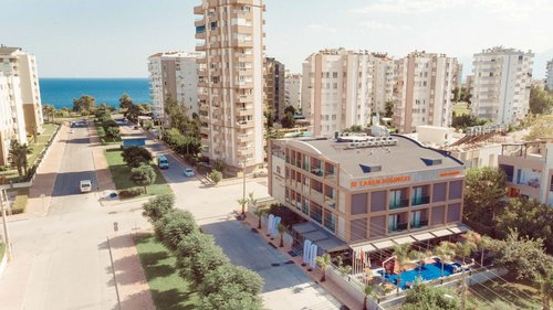 Тур в Laren Seaside Hotel & Spa 3☆ Турция, Анталия