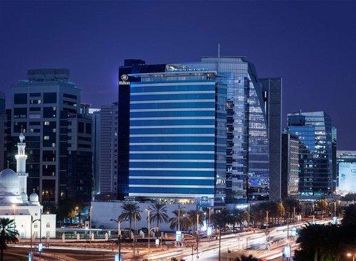 Тур в Hilton Dubai Creek 5☆ ОАЭ, Дубай