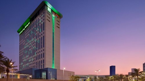 Тур в Holiday Inn Dubai Festival City 4☆ ОАЭ, Дубай