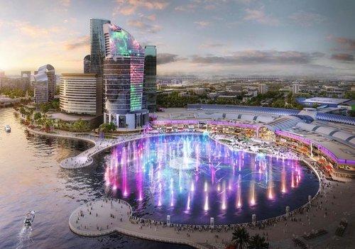 Тур в Intercontinental Dubai Festival City 5☆ ОАЭ, Дубай