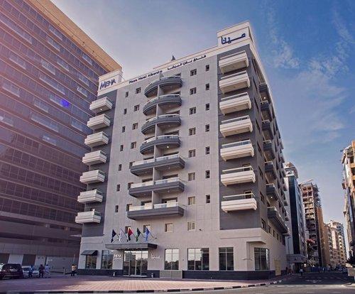 Тур в Mena Plaza Al Barsha Dubai 4☆ ОАЕ, Дубай